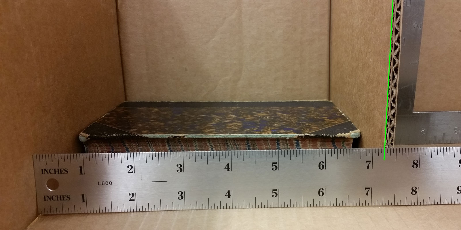 Measuring Box - Archival Boxes - Archival Storage and Enclosures