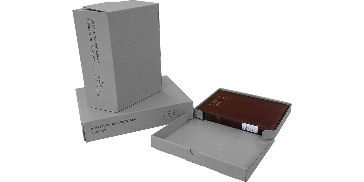 KASEBox Clamshell Archival-Boxes.com